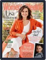 The Australian Women's Weekly Magazine (Digital) Subscription June 1st, 2020 Issue
