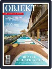 OBJEKT South Africa Magazine (Digital) Subscription July 1st, 2018 Issue