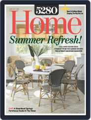 5280 Home Magazine (Digital) Subscription June 1st, 2020 Issue