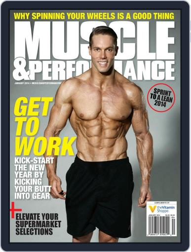 Muscle & Performance January 1st, 2014 Digital Back Issue Cover