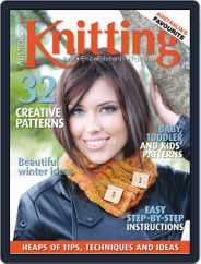 Australian Knitting Magazine (Digital) Subscription April 1st, 2020 Issue