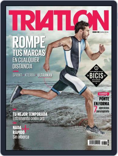 Bike Edición Especial Triatlón March 1st, 2018 Digital Back Issue Cover