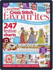 Cross Stitch Favourites Magazine (Digital) Subscription September 5th, 2018 Issue