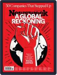 Newsweek International Magazine (Digital) Subscription July 10th, 2020 Issue