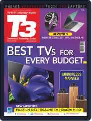 T3 India Magazine (Digital) Subscription June 1st, 2020 Issue