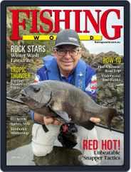 Fishing World Magazine (Digital) Subscription August 1st, 2020 Issue