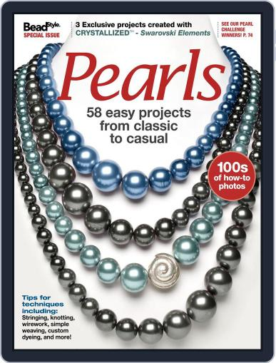 Pearls March 7th, 2012 Digital Back Issue Cover