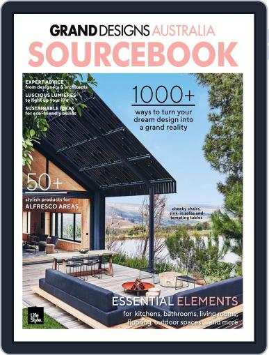 Grand Designs Australia Sourcebook March 18th, 2020 Digital Back Issue Cover