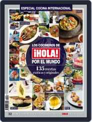 Hola! Especial Cocina Internacional Magazine (Digital) Subscription July 23rd, 2015 Issue