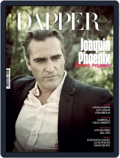 Dapper - Luxury Lifestyle July 1st, 2018 Digital Back Issue Cover