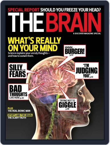 The Brain September 14th, 2012 Digital Back Issue Cover