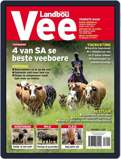 Landbou Vee August 6th, 2017 Digital Back Issue Cover