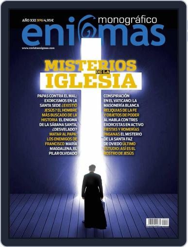 Monográfico especial Enigmas January 1st, 2017 Digital Back Issue Cover