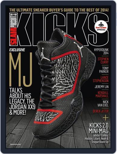 Kicks August 1st, 2014 Digital Back Issue Cover