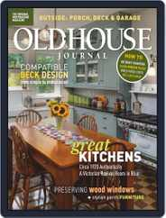 Old House Journal Magazine (Digital) Subscription July 1st, 2020 Issue