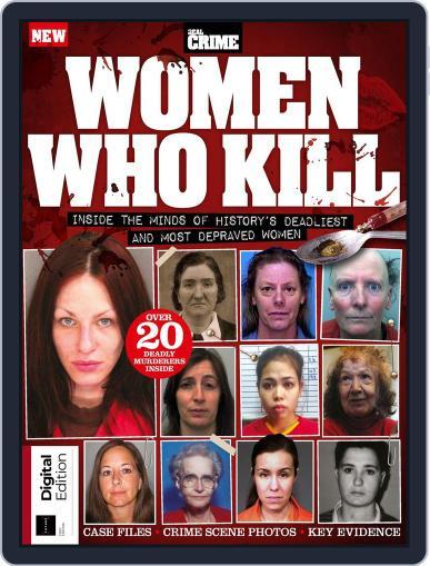 Women Who Kill June 1st, 2018 Digital Back Issue Cover