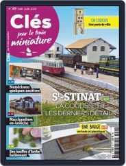 Clés pour le train miniature Magazine (Digital) Subscription May 1st, 2020 Issue