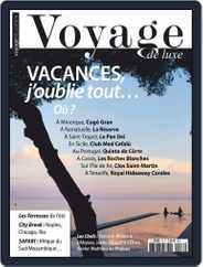 Voyage de Luxe Magazine (Digital) Subscription August 1st, 2018 Issue