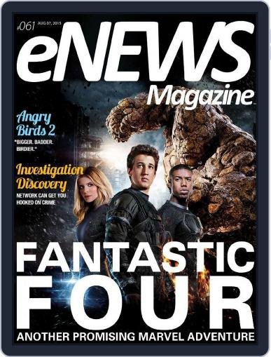 Enews August 6th, 2015 Digital Back Issue Cover