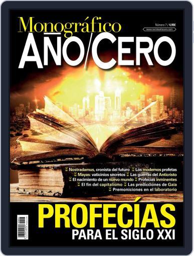 Monográfico especial Año Cero December 1st, 2017 Digital Back Issue Cover