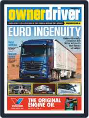 Owner Driver Magazine (Digital) Subscription June 1st, 2020 Issue