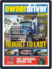 Owner Driver Magazine (Digital) Subscription May 1st, 2020 Issue