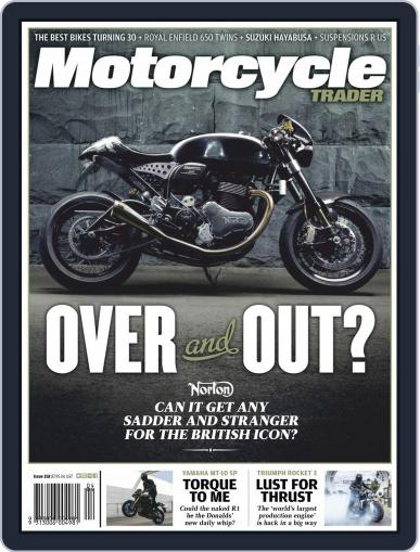 Motorcycle Trader April 1st, 2020 Digital Back Issue Cover