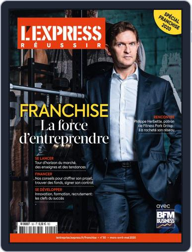 L'Express Hors - Série Franchise March 1st, 2020 Digital Back Issue Cover