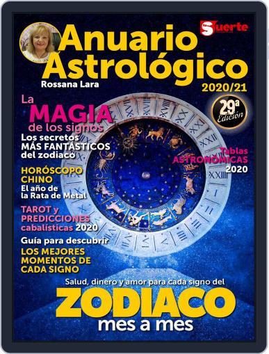 Anuario Astrológico 2016/17 October 15th, 2019 Digital Back Issue Cover