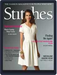 Australian Stitches Magazine (Digital) Subscription May 1st, 2020 Issue