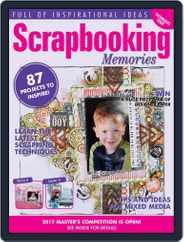 Scrapbooking Memories Magazine (Digital) Subscription July 1st, 2017 Issue