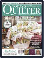 Today's Quilter Magazine (Digital) Subscription June 1st, 2020 Issue