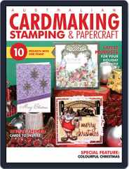 Cardmaking Stamping & Papercraft Magazine (Digital) Subscription September 1st, 2017 Issue