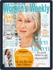 Australian Women's Weekly NZ Magazine (Digital) Subscription June 1st, 2020 Issue