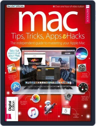 MacLife Specials August 14th, 2017 Digital Back Issue Cover