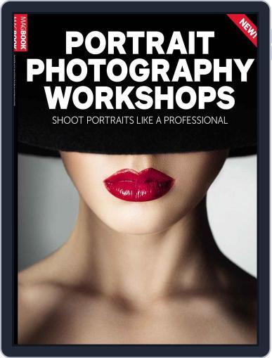 Portrait Photography Workshop July 1st, 2016 Digital Back Issue Cover