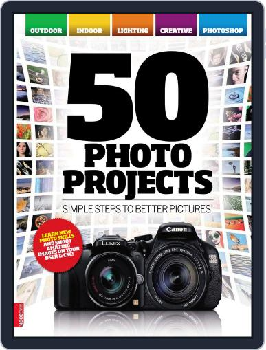 Photo Projects October 20th, 2011 Digital Back Issue Cover