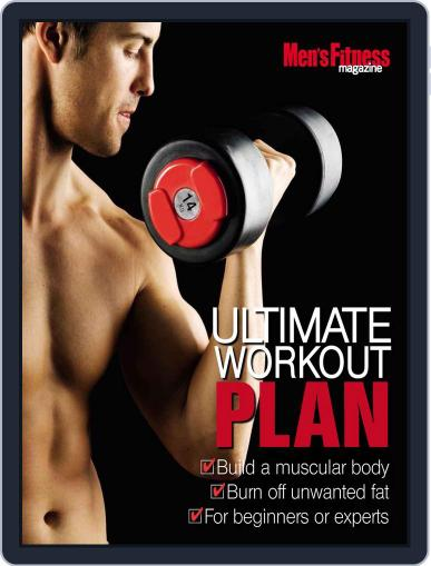 Men's Fitness Ultimate Workout Plan June 8th, 2011 Digital Back Issue Cover