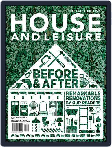House and Leisure Before & After February 1st, 2016 Digital Back Issue Cover