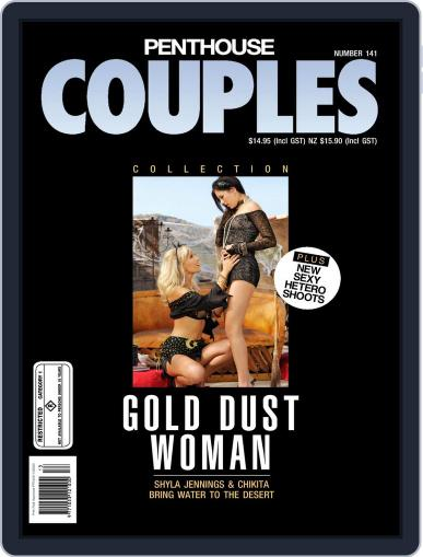 Penthouse Couples October 20th, 2014 Digital Back Issue Cover