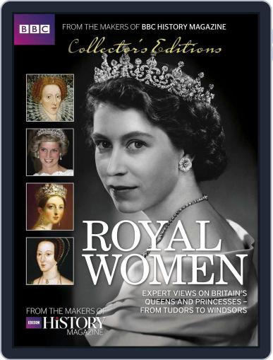 Royal Women May 1st, 2016 Digital Back Issue Cover