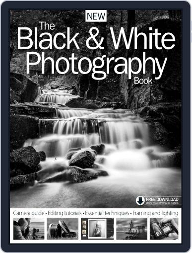 The Black & White Photography Book December 1st, 2016 Digital Back Issue Cover