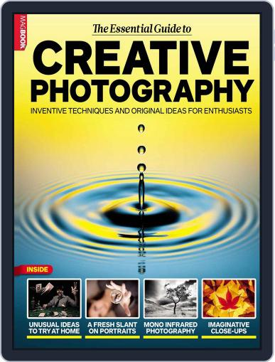 The Essential Guide to Creative Photography December 5th, 2014 Digital Back Issue Cover