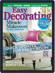 Easy Decorating Ideas Magazine (Digital) Subscription July 3rd, 2012 Issue