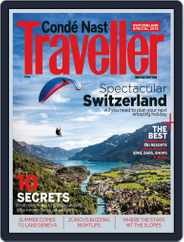 Conde Nast Traveller India - Swiss Special Issue Magazine (Digital) Subscription May 7th, 2013 Issue