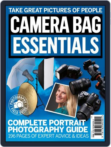 Camera Bag Essentials February 1st, 2016 Digital Back Issue Cover