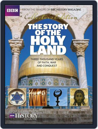 The Story Of The Holyland June 1st, 2016 Digital Back Issue Cover