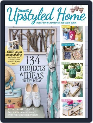 Upstyled Home March 1st, 2016 Digital Back Issue Cover