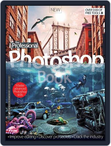 The Professional Photoshop Book October 21st, 2015 Digital Back Issue Cover