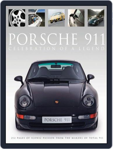 Porsche 911: Celebration of a Legend May 1st, 2012 Digital Back Issue Cover